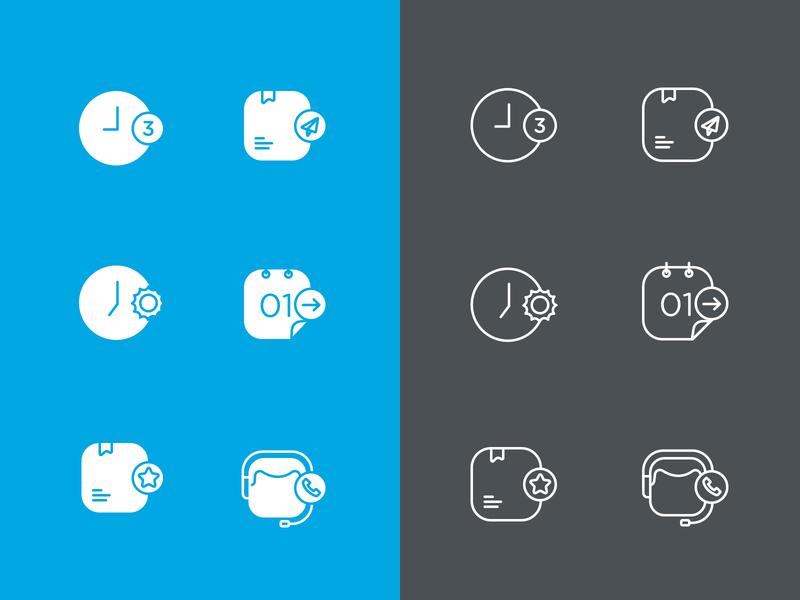 Icon set v3.