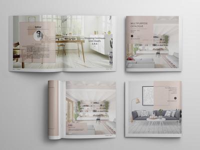 Square Catalogue Vol.I
