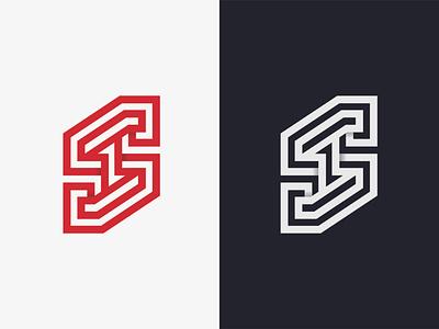 S I Monogram Logo logodesign i monogram s monogram s i logo monogram logo brand identity logo mark minimalist logo designer branding logo design logo