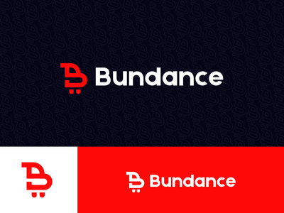 Bundance Logo minimalist ecom logo online store logo graphic design logomark logo design design logo mark logo designer branding logo