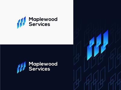 Logo Concept for Maplewood brand identity logo design minimalist design branding logo mark logo designer logo maplewood