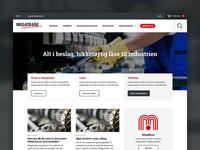 Megatrade - Website