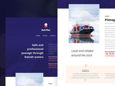 Beltpilot purple website beltpilot