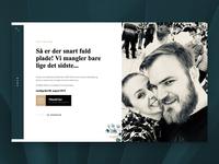 Website for (my) wedding