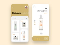 e-commerce app for soclear beauty
