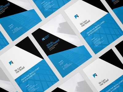 Brand Guideline Template Brochure