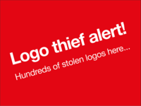 Big collection of stolen logos being sold online