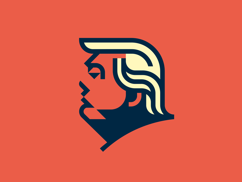 Trump godhelpus vector illustration head orange logo icon trump