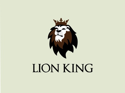 (Logo For Sale) Lion King Logo