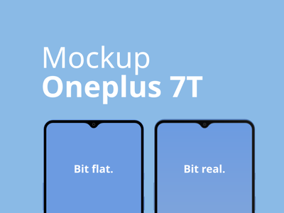 Oneplus 7T ux ui screen mockup android oneplus
