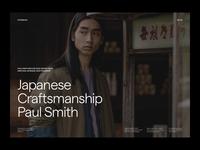Paul Smith Editorial Presentation