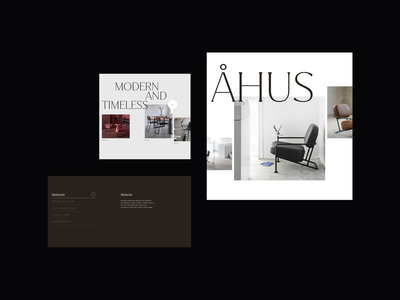 Furniture Website Concept ecommerce furniture design architecture web design interior furniture minimalist whitespace photography modern layout typography minimal