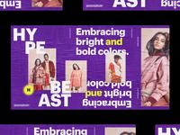 Hypebeast Korea's Poster Series