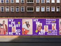 Hypebeast Korea's Street Poster
