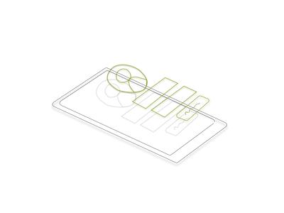 UI design clean illustration illustrator web design webdesign vector figma design ux design uidesign ux ui