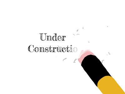 Under Construction ux ui clean illustrator illustration webdesign vector figma design work in progress under construction