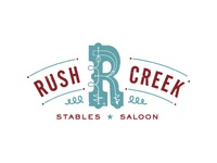Rush Creek Stables Logo