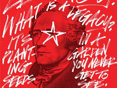 Dallas Theater Center hamilton of stars the revelry revolution performance event theater dallas