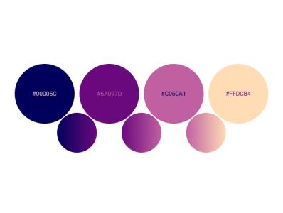 Color Palette 1 web mobile palette colors ux ui