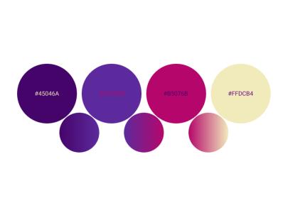 Color Palette 2 app design web colors palette ios mobile android ux ui