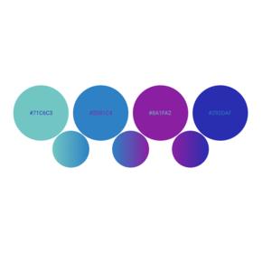 Color Palette 3 app design mobile web palette colors ux ui