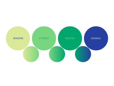Color Palette 5 design app mobile web palette colors ux ui