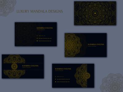 Luxury Mandala Designs luxury design luxury vector mandala art mandala photoshop illustrator branding illustration