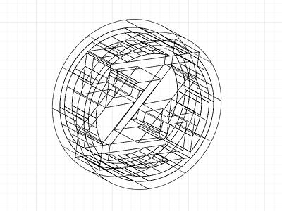 3D Prototype studio.z prototype test experiment logo