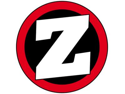 Experimental studio.z logo prototype 1 comic book comix comics superhero logo studio.zeldman studio.z experiment