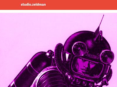 Redesign homepage redesign design studio.zeldman
