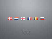 Tabs: Around the World 1
