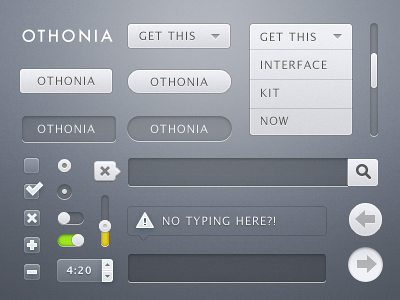 Othonia ui free download othonia tabsicons interface buttons solid icons inset button