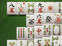 Shanghai Mahjong, it's ready