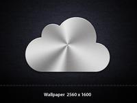 iCloud wallpaper