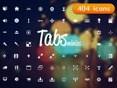 Tabs: Minies tabs icons mini 16px update icon pixel tabsicons toolbar simple glyphs