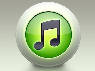 iTunes 10 Neue: Green