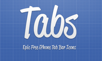 Tabs - Epic Free iPhone Tab Bar Icons