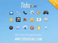 Tabs Colors, even awesomer