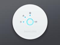 Philips Hue: Webapp – Hub Asset