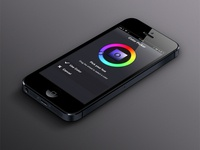 Philips Hue: Webapp - Colorpicker