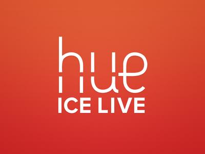 HueIce Live