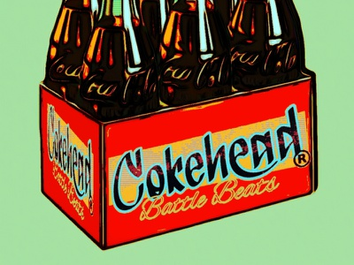 Cokehead Flyer (6Pack) 01292021 - 011 album cover 6 pack flyer battle beats cokehead thisismineeo 2019 buzzard dust comics tumbledweeb 2019 plizaya productions peckerwoood logo art emmittowens plizaya emmitt owens