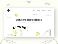 Fresh Hill WIP