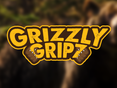 Grizzly Gripz Logo Opt 1