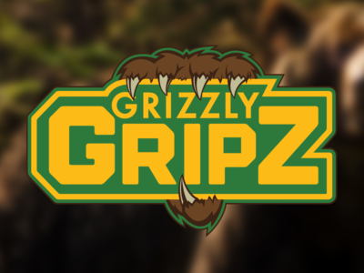 Grizzly Gripz Logo Final