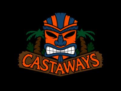 Castaways Full Logo