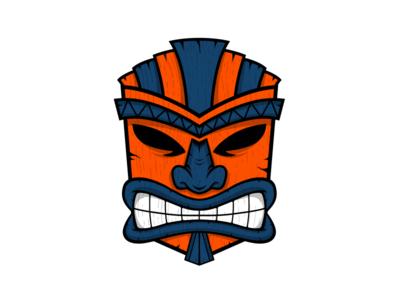 Castaways Mask Only Logo