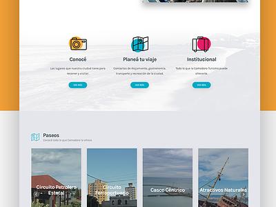 WIP City tour website city