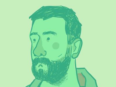 Green Gentleman