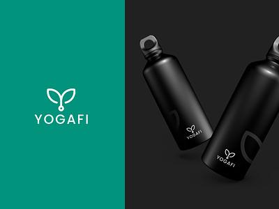 Initial Y letter Minimal Logo logo graphic design ui brand identity yoga logo yoga minimal logo logo design branding y letter logo y logo